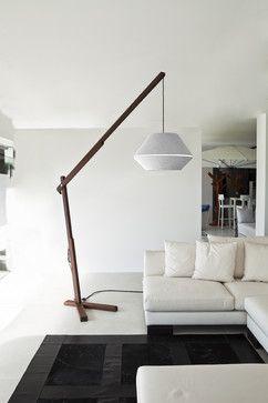 Floor Lamp 10014 Modern Family Room Philadelphia By Usona Floor Lamp Design Wooden Floor Lamps Diy Floor Lamp