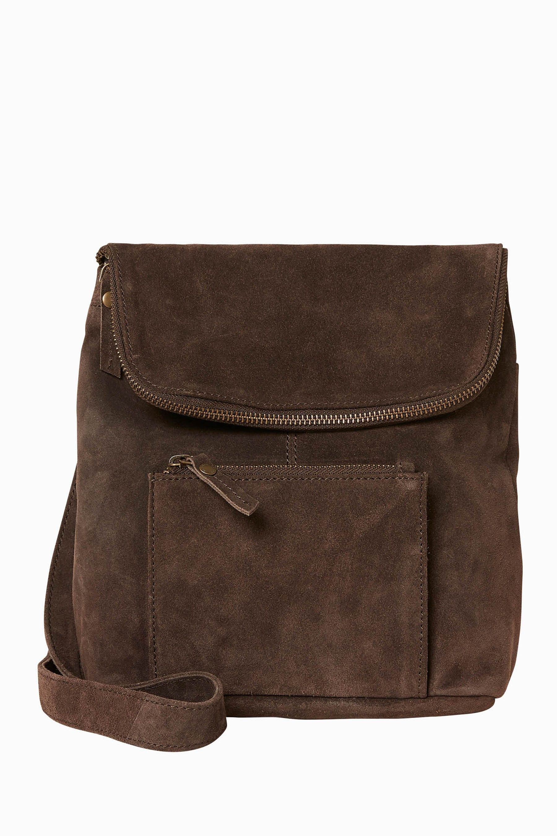1ca351b2c9f5 Womens FatFace Grey Mini Tara Multifunctional Bag - Grey | Products ...