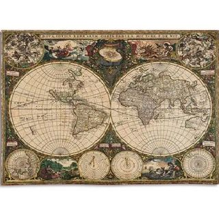 Old world map wall tapestry apartment stuff pinterest old world map wall tapestry gumiabroncs Gallery