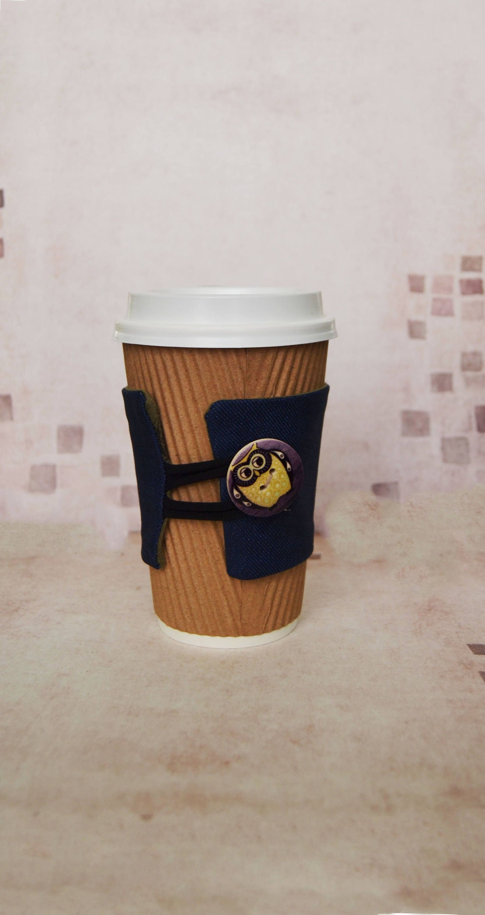 Cup Cozy, Coffee Mug Cozy, Coffee Cup Cozy, Coffee Cup
