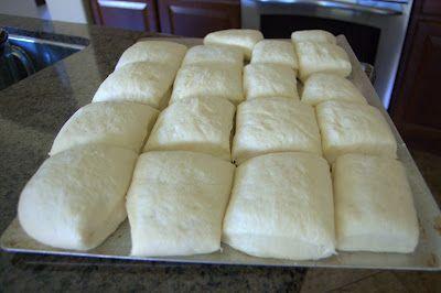 A Copycat Recipe - Texas Roadhouse Rolls {365 days of baking blog}