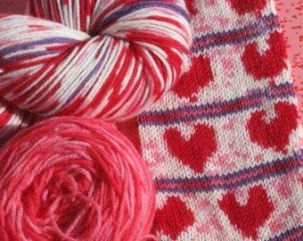 Astonishing Self Patterning Yarn From Abi Grasso On Etsy