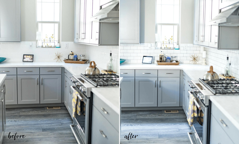- Backsplash Tile Refresh: How To Make White Tile Pop For Under $20