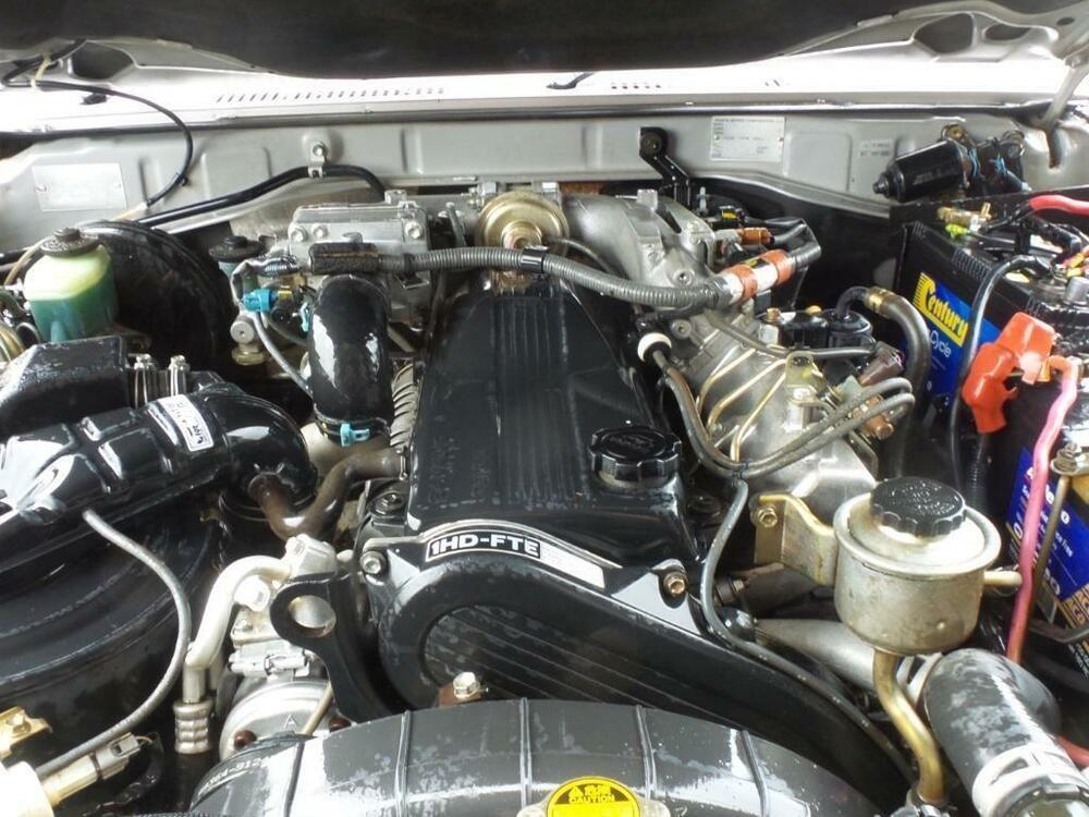 Toyota Landcruiser Trans Gearbox 80 Series Manual Diesel 4 2 1hz Gearbox On Toyota Land Cruiser Toyota Turbo