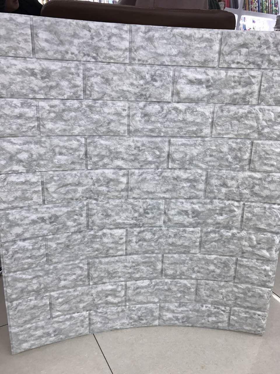 3d Wall Paper Embossed Decorative Wall Skin 3d Lightweight Pe Foam Wallpaper China Pe Foam 3d Wall Sticker Manufacturer 3d Wall Wall Stickers 3d Wall Panels