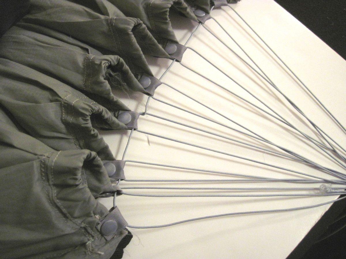 Hammock underquilt suspension camping hammock pinterest
