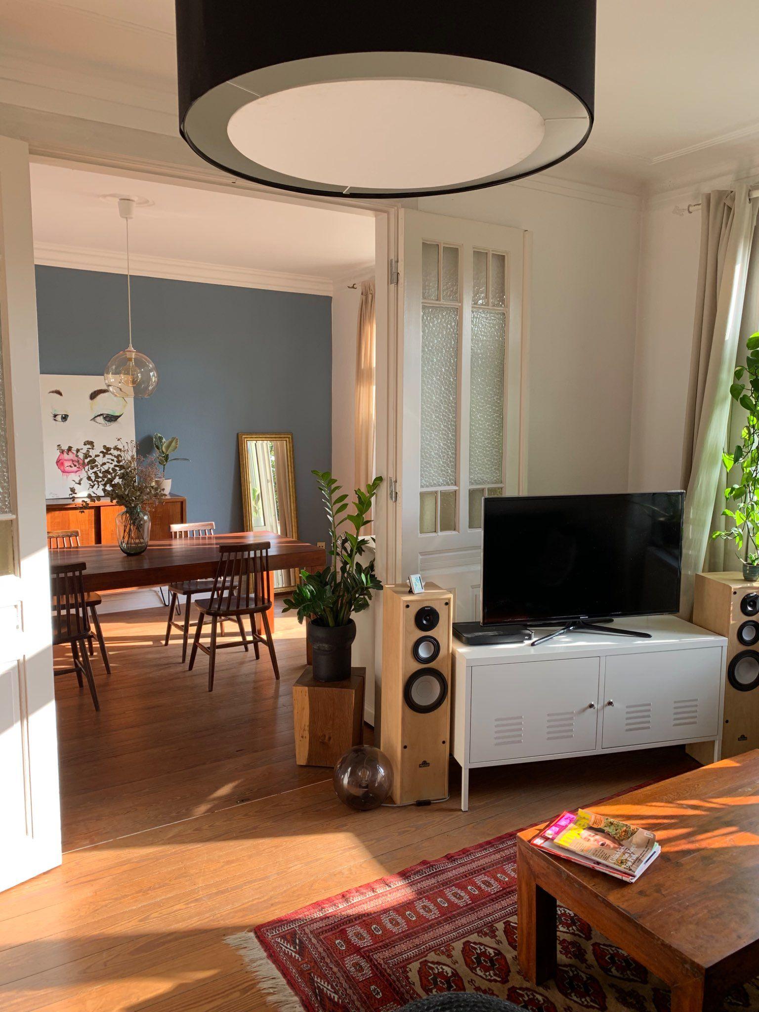 Die Wohnung in Hamburg sich durch ihre