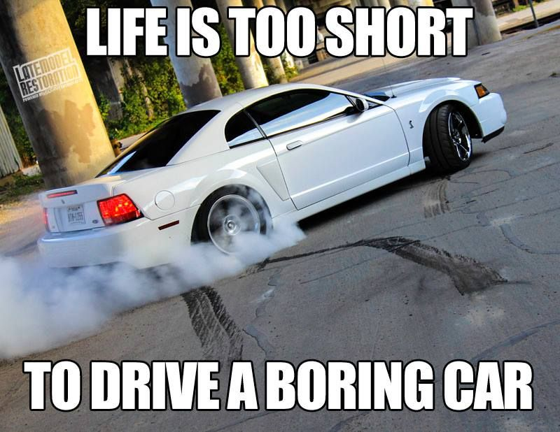 Life S Too Short To Drive A Boring Cars Camaro
