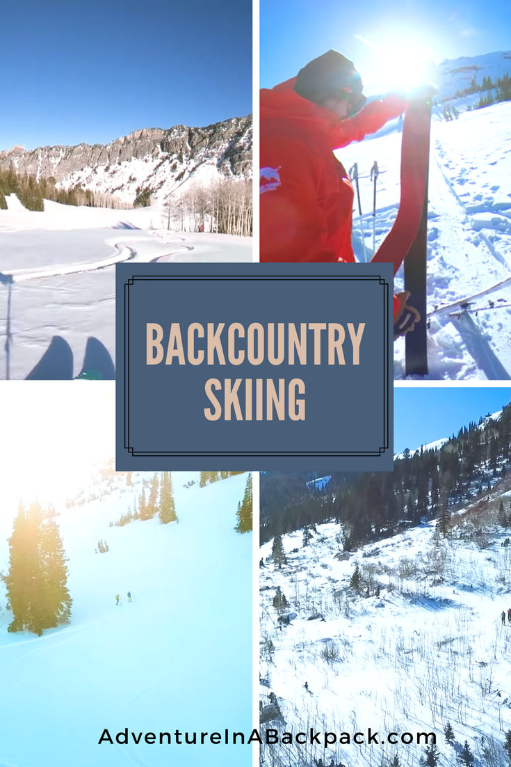 Backcountry Skiing In Utah S Wasatch Range Makes For The Perfect Winter Adventure In Utah Inspired Summit Of P Backcountry Skiing Hiking Trip Winter Adventure