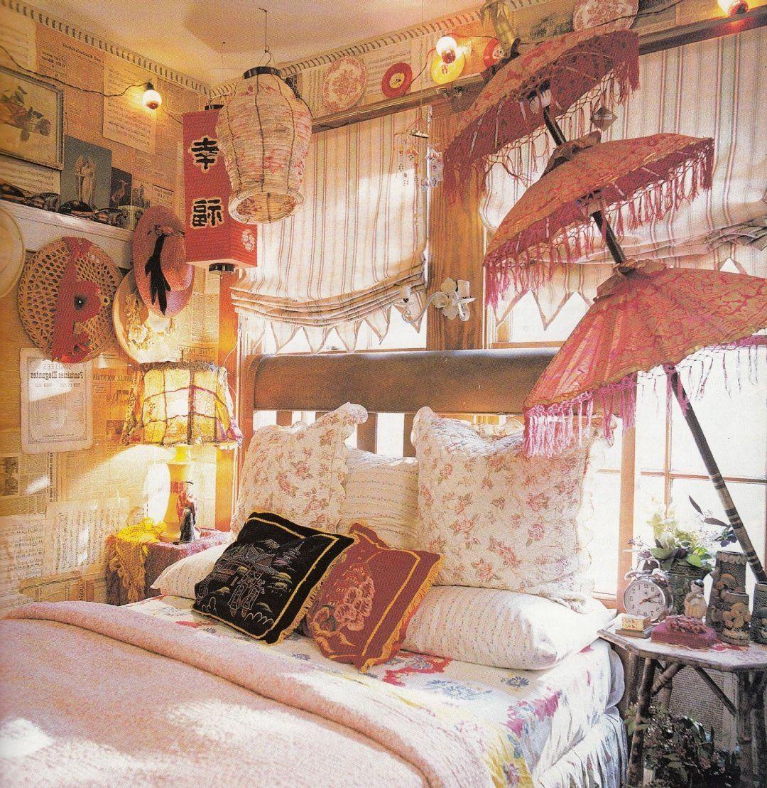 Bohemian Hippie Schlafzimmer Ideen Betrachten Massstab Und Proportion