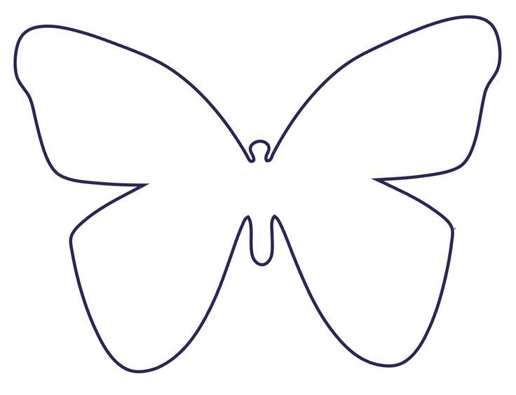 Druckvorlage Schnittmuster Schmetterlinge Druckvorlage Png Schmetterlinge Schnittmuster Butterfly Template Floral Stencil Paper Butterflies