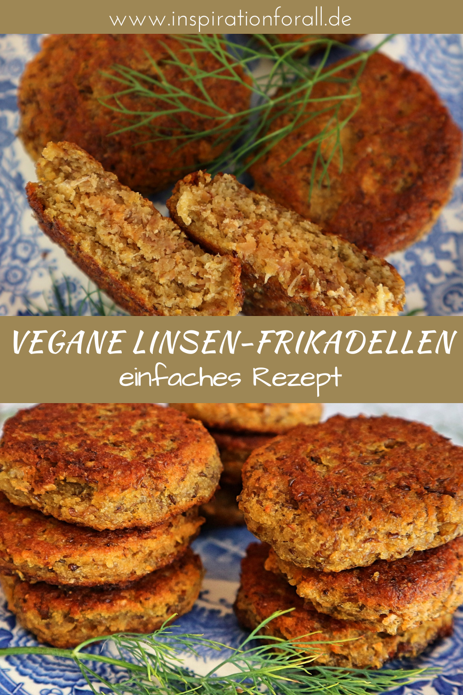 Photo of Mountain lentil roasting patties – simple & delicious recipe for vegan cakes