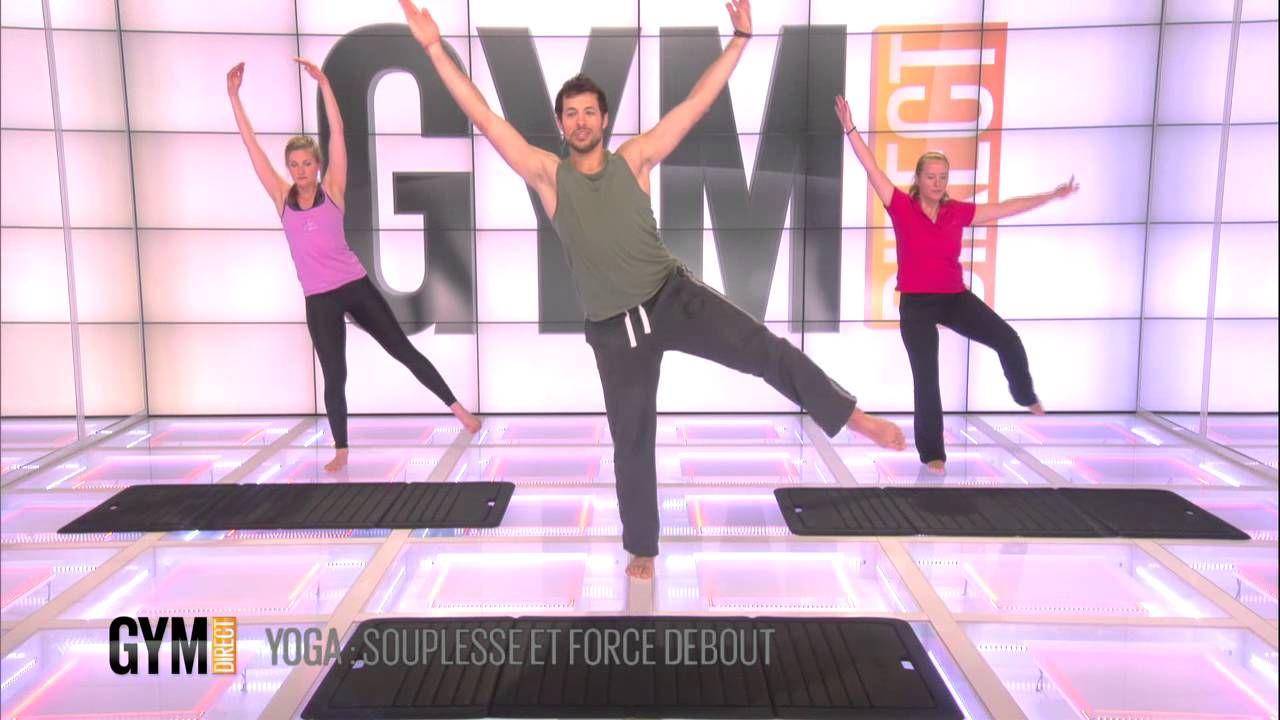 Initiation Au Yoga Yoga 22 Poses De Yoga Pour Debutants Yoga Sport