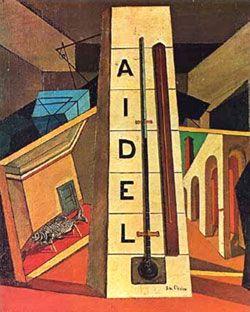 Giorgio De Chirico, 'Il sogno di Tobia' (1917)