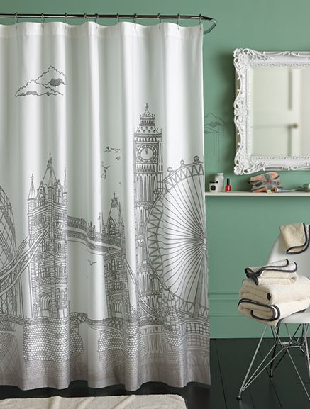 Choosing The Best Shower Curtain, Check It Out! | Pinterest | Modern ...