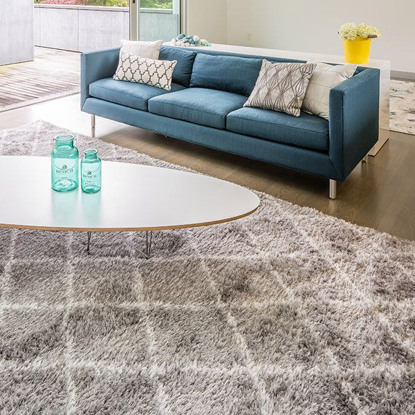 Choosing the right size area rug for your room | Rugs ...