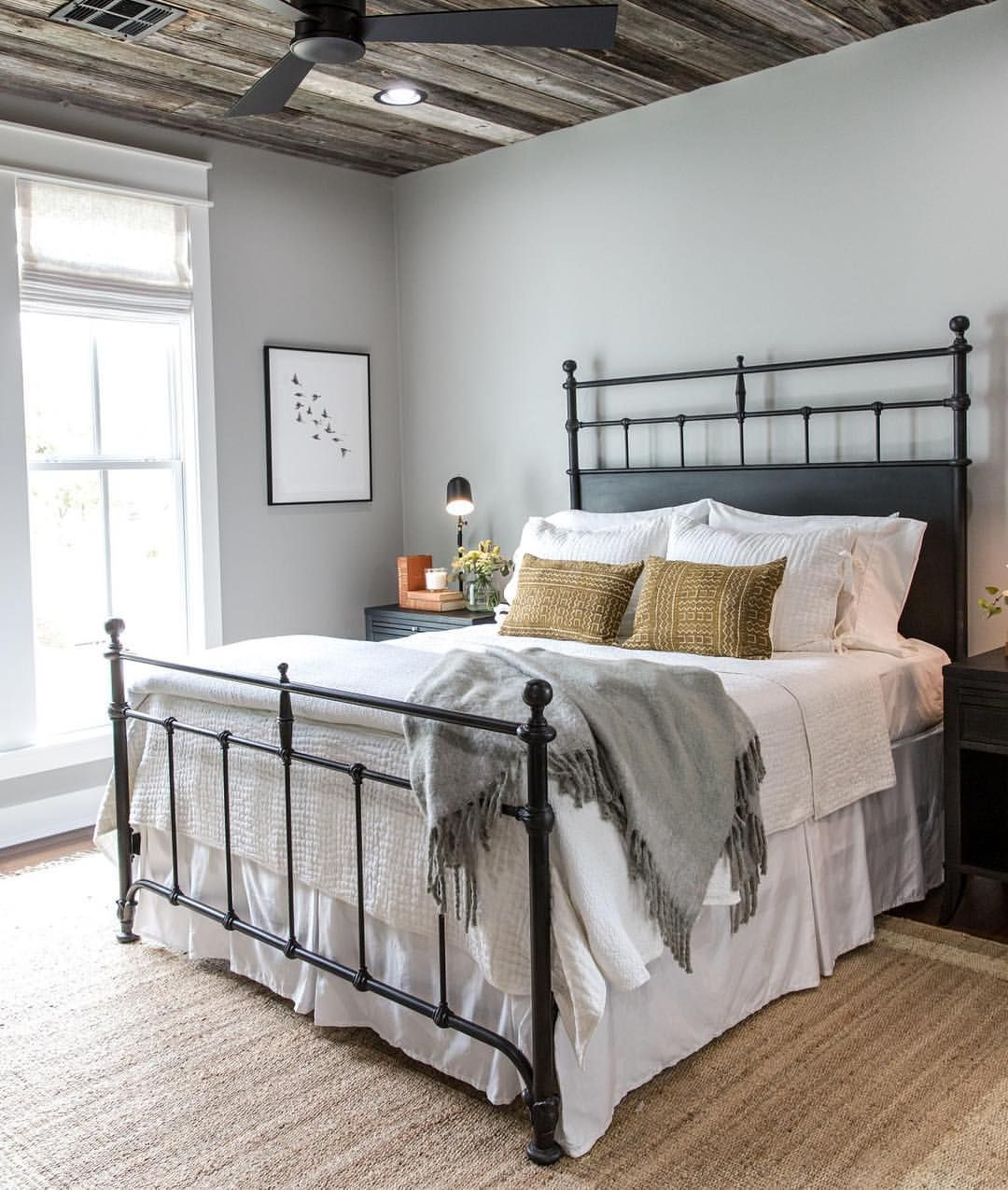 Pin on home bedrooms - Magnolia bedding joanna gaines ...