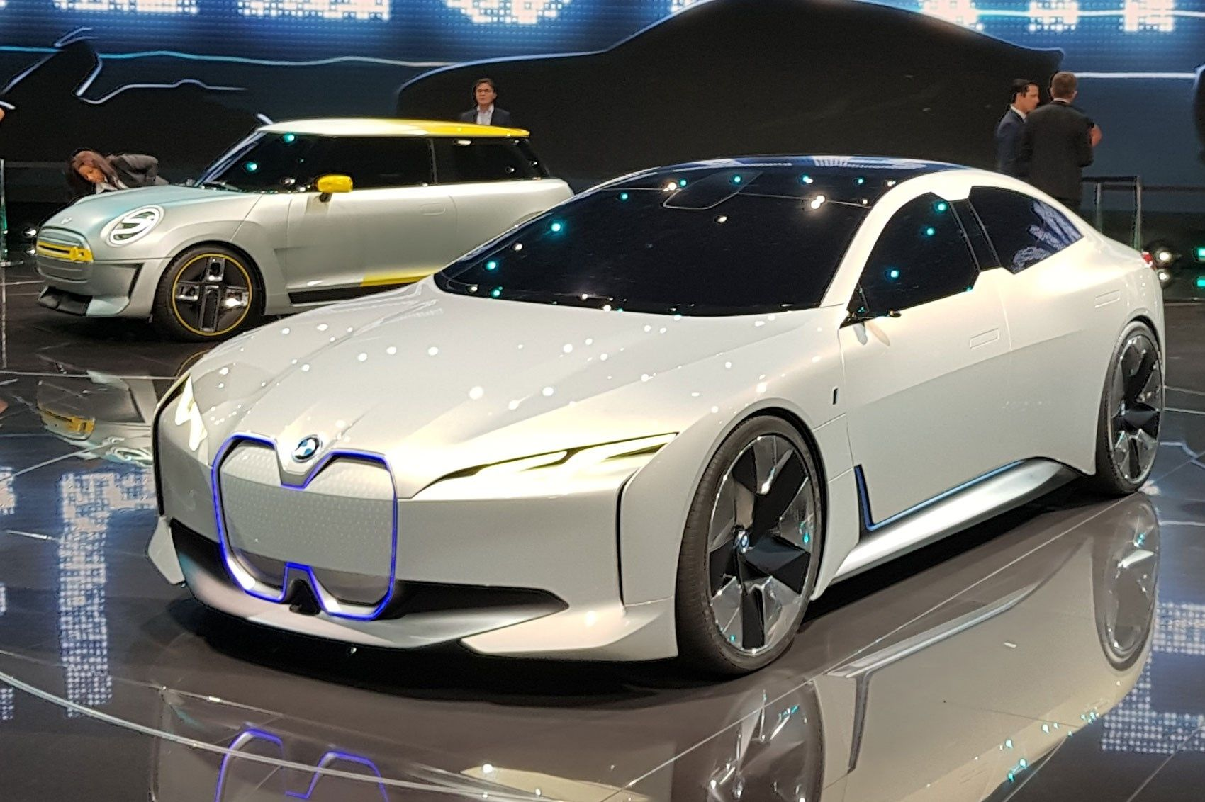 Bmw Concept Car 2020 Release Specs And Review Bmw Concept Car Bmw Truck Bmw