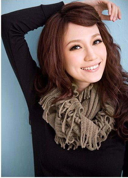 $7.80 Wool Ring Scarf --only 1 left!