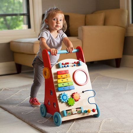Busy Baby Deluxe Walker | Best baby toys, Baby girl toys ...