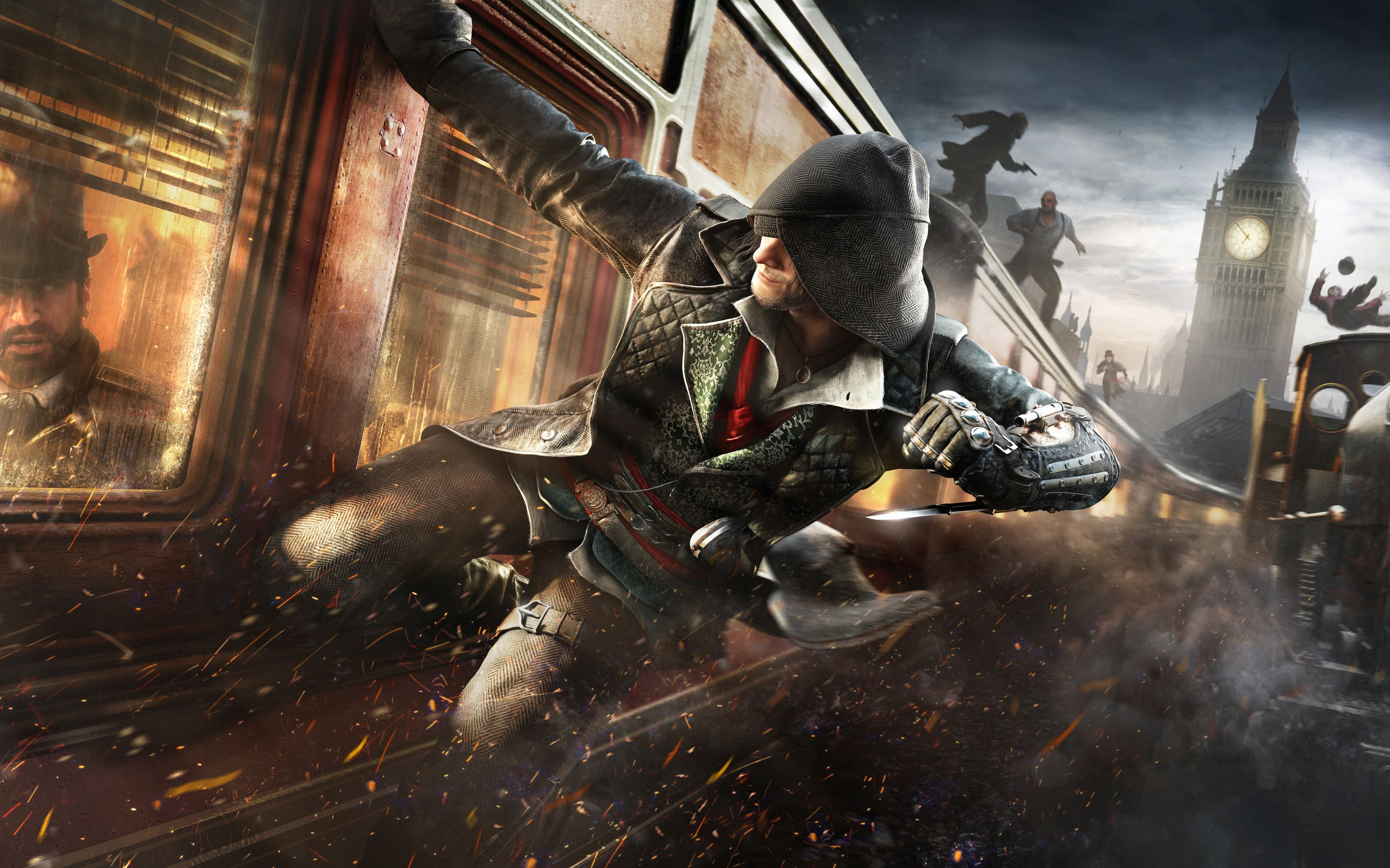 Assassin S Creed Syndicate Assassin S Creed Wallpaper Assassins Creed Assassins Creed Syndicate