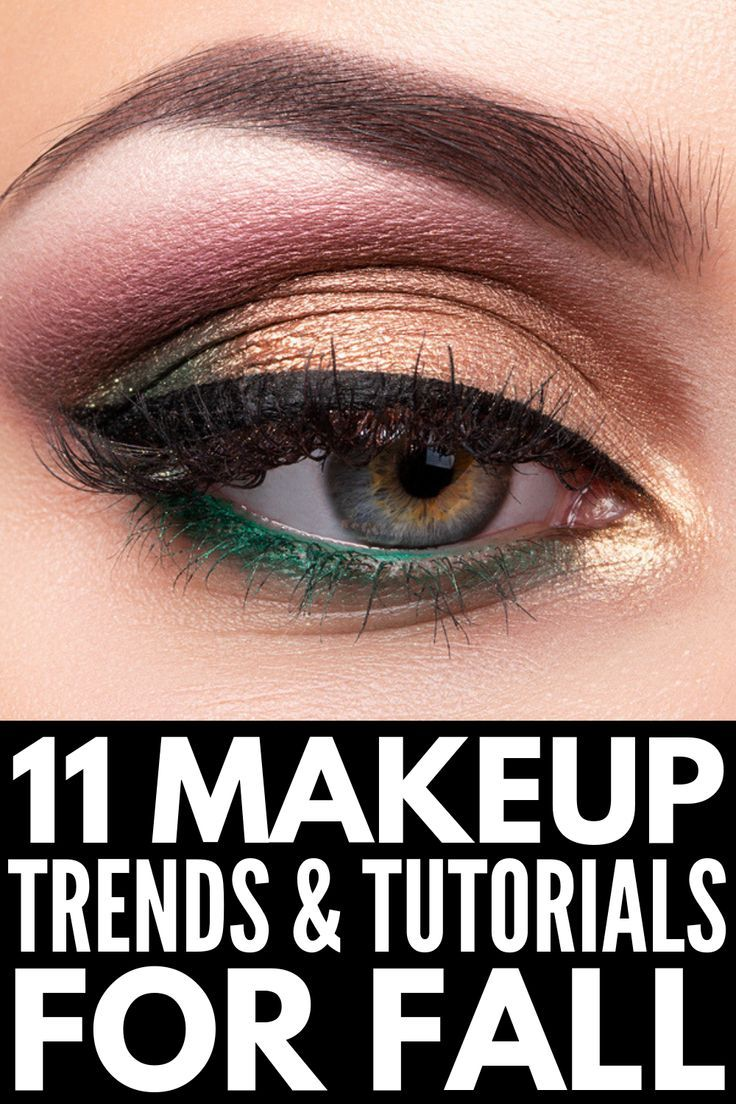 11 Herbst Make-up Trends und Tutorials, die jedes Mädchen wissen muss - #herbst #jedes #madchen #trends #tutorials #wissen - #new #fallmakeuplooks