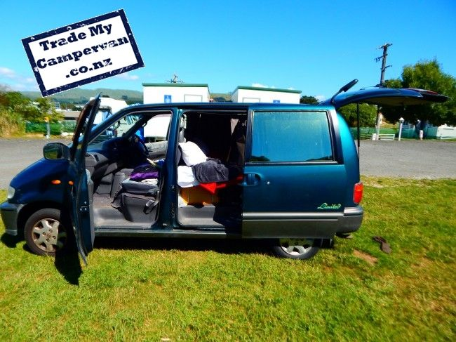 Buy Backpacker Car Christchurch