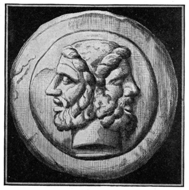 Janus Is The Most Unusual Deity You Ve Never Met Roman Gods Greek And Roman Mythology Janus