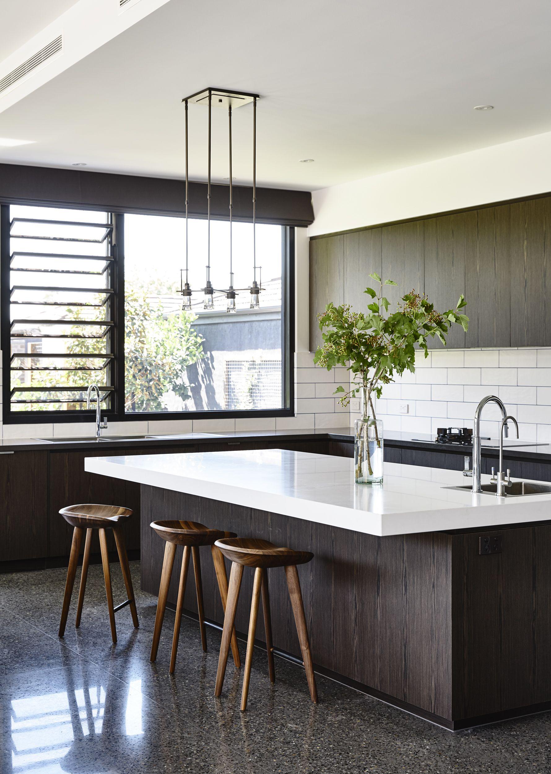 Interior Design Open Kitchen: Residential Interior Design Project By Camilla Molders
