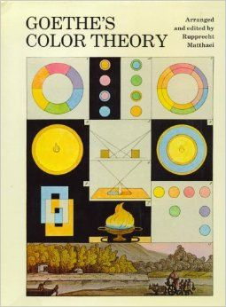 goethes color theory johann von wolfgang goethe rupprecht matthaei herb aach amazon - Books On Color Theory