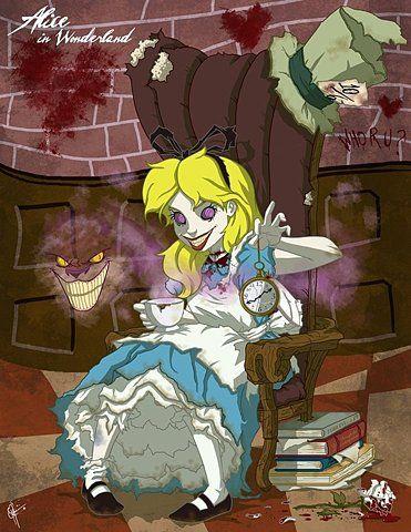 Princesas Disney 'do mal'