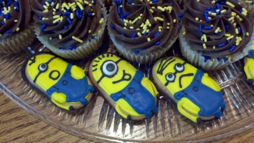Close Up Of My Milano Minions They Re Just Too Darn Cute