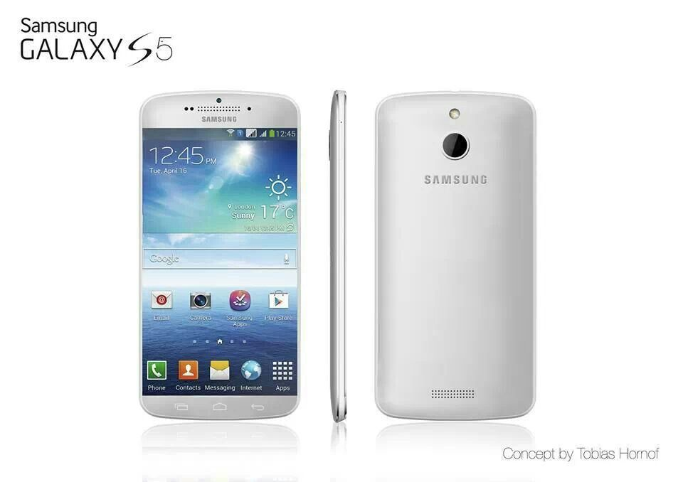Samsung Galaxy S5 - Preview / Videos / Erste Bilder