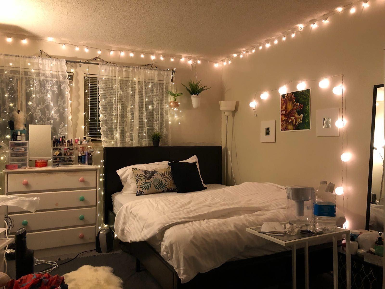 cute small bedroom ideas in 2020 cute room decor on cute lights for bedroom decorating ideas id=49013