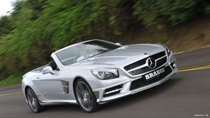 BRABUS Mercedes-Benz SL-Class (2013)  - Front - Picture # 1