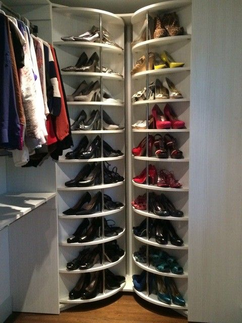 Lazy Lee Shoe Rack A Woman S Dream A Man S Nightmare Video With Images Closet Designs Closet Storage Units Closet Bedroom