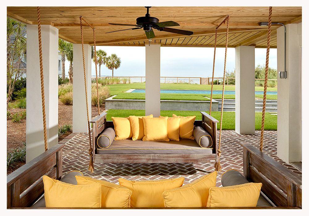 Indoor Collection - Vintage Porch Swings | Cedar Edge | Pinterest