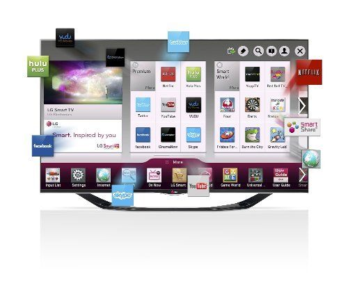 LG 50LA6900 LED TV Drivers Download