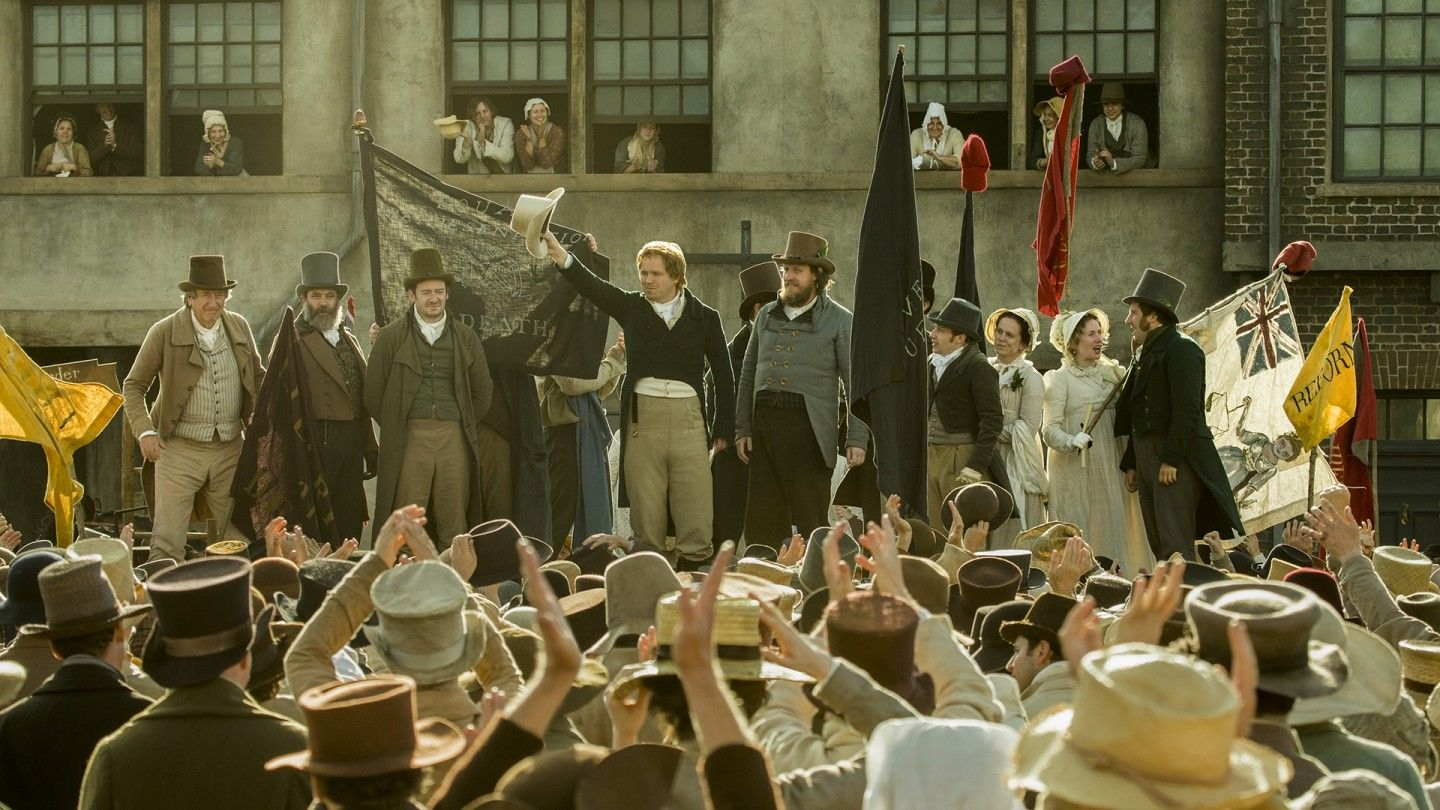 Watch Peterloo Full-Movie Streaming