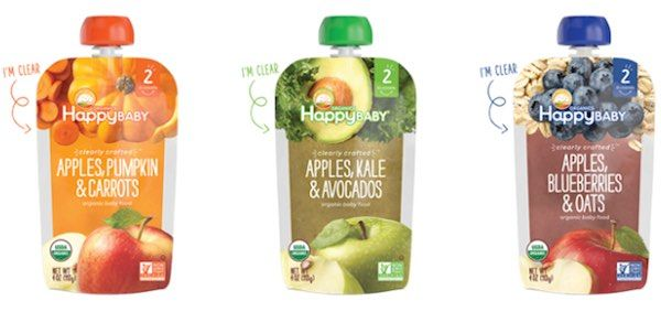 happy baby food pouches coupons