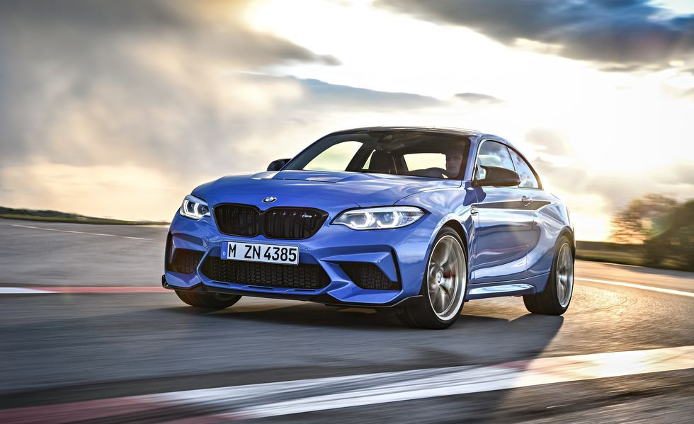 2020 Bmw M2 Cs Gets The M4 Competition S Engine Bmw Bmw M2 New Cars