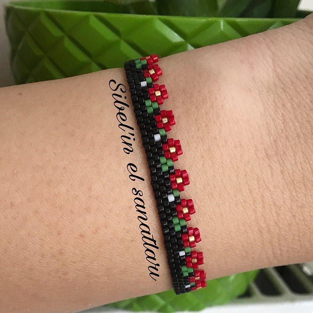 Pin von Anabel auf Beading / Beaded jewelry / Beadwork / Seed bead ...