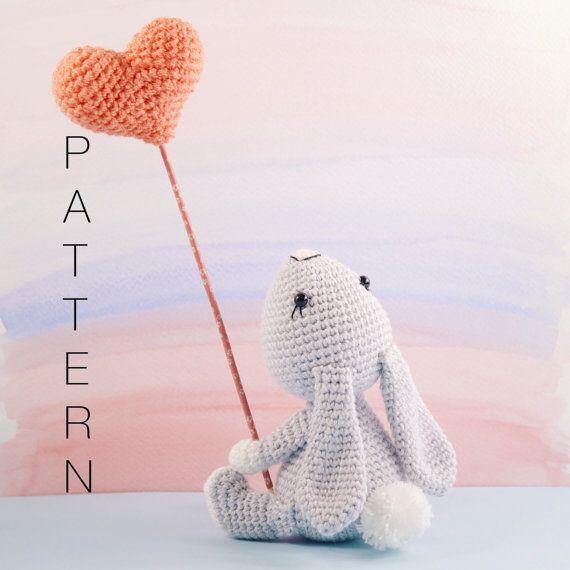 Amigurumi crochet conejo conejito lindo - Reineta el conejo bunny ...
