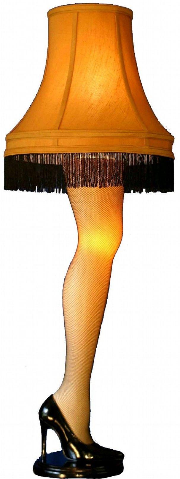 Leg Lamp Google Search Christmas Story Leg Lamp A