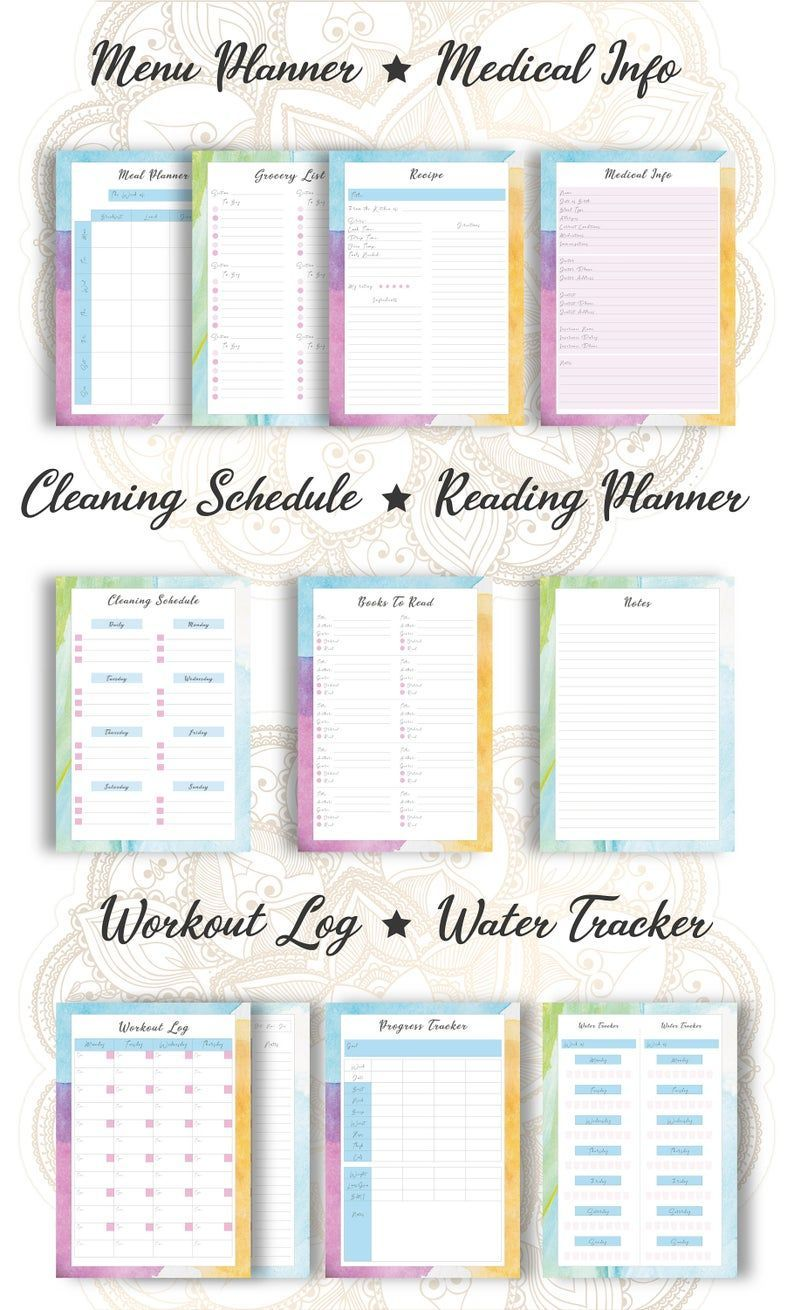 Goals List Printable Monthly memes lifestyle motivation