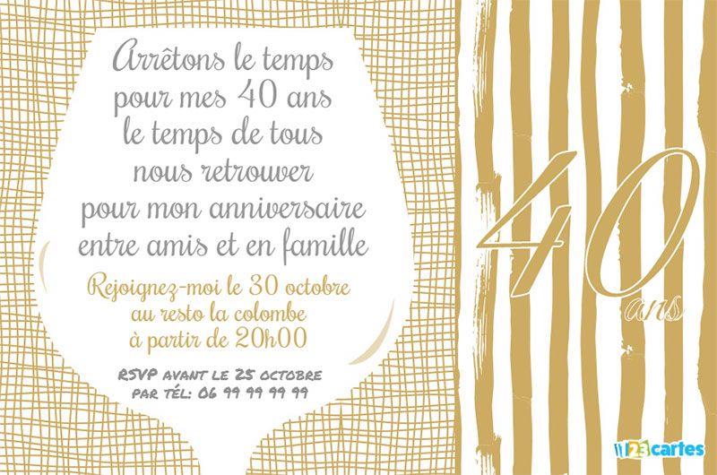 epingle sur invitations