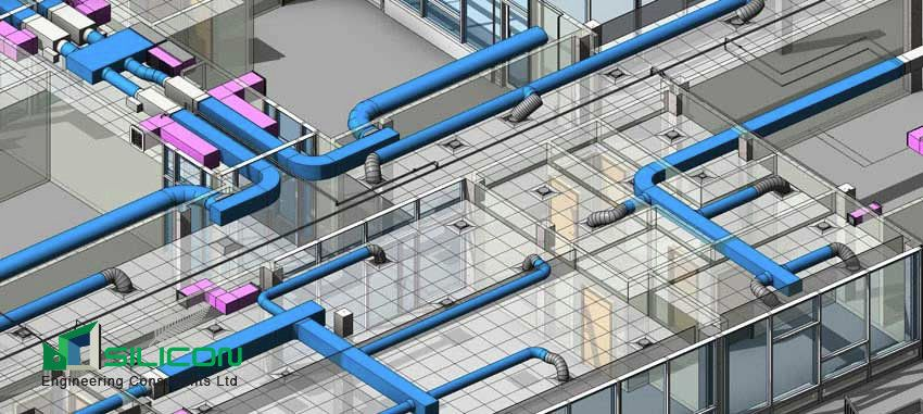 CAD Architectural, Structural, MEP Services Siliconec New Zealand