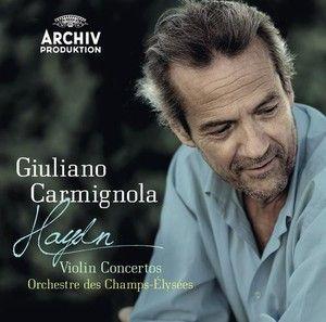 HAYDN Violin Concertos Carmignola - Deutsche Grammophon