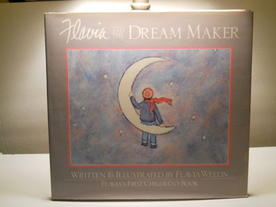 1988 Flavia & the Dream Maker by Flavia Weedn / by PiccoloPattys