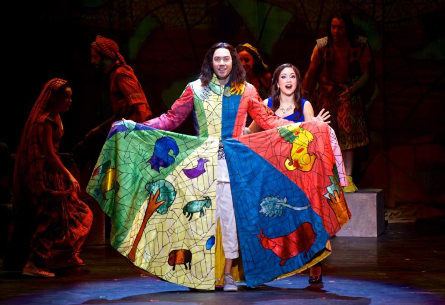 """""""Jennifer Caprio has some advice for the many other professional and amateur costume designers who have been charged with creating the titular coat in Andrew Lloyd Webber's 'Joseph and the Amazing Technicolor Dreamcoat.'"""""""